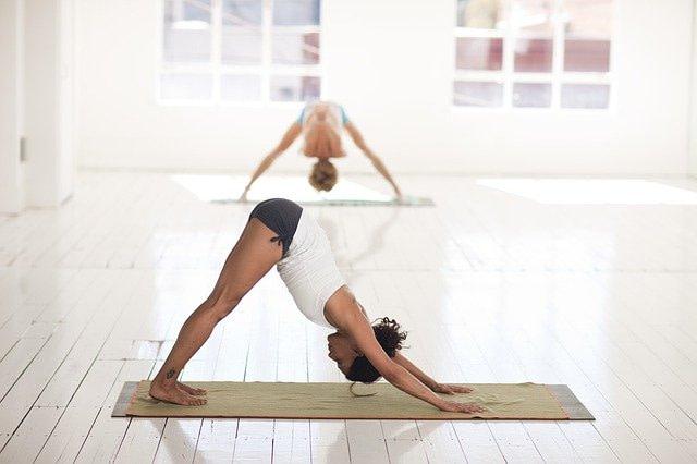 Asana Yoga Pose