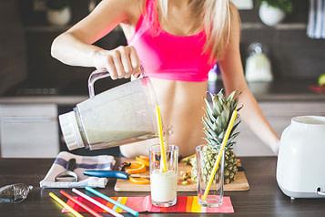 healthy breakfast ritual